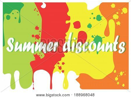 Summer discount card. Summer discount card. Summer discount card. Summer discount card.