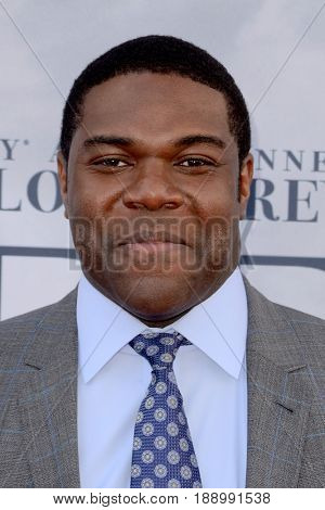 LOS ANGELES - MAY 25:  Sam Richardson at the FYC for HBO's series VEEP 6th Season at the ATAS Saban Media Center on May 25, 2017 in North Hollywood, CA