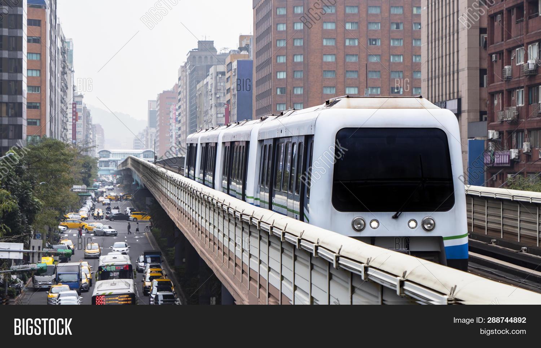 Mass Rapid Transit ( Image & Photo (Free Trial) | Bigstock