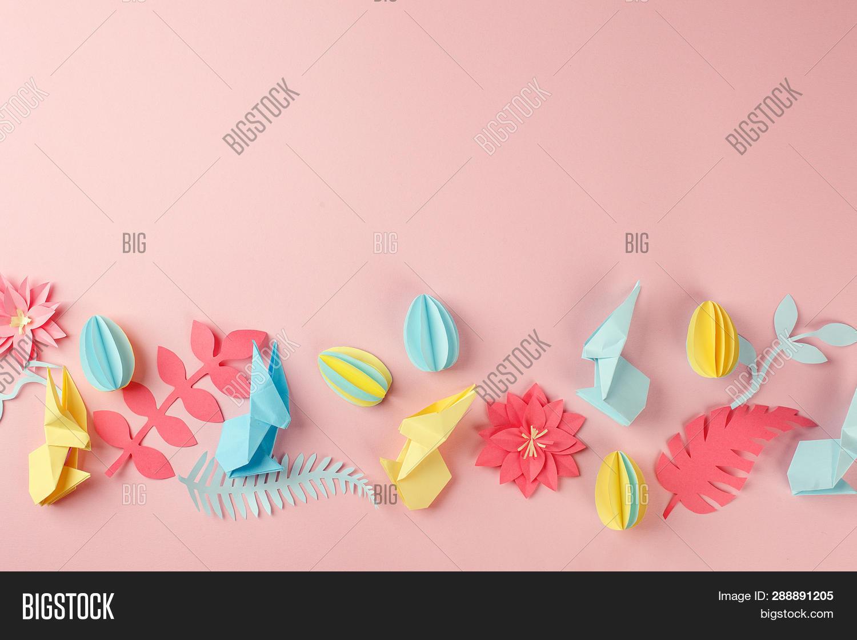 Origami Balloon Bunny | 1120x1500