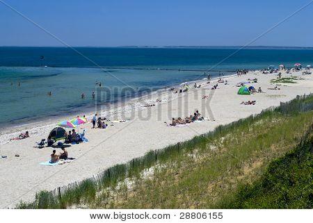 Oak Bluffs Beach