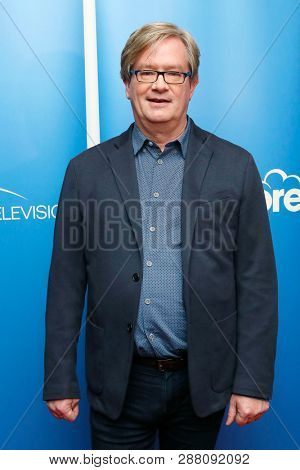 LOS ANGELES - MAR 5: Mark McKinney at the NBC And Universal Television's 'Superstore' Academy For Your Consideration Press Line at Universal Studios on 5 March, 2019 in Los Angeles, CA
