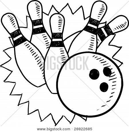 Bosquejo de Bowling