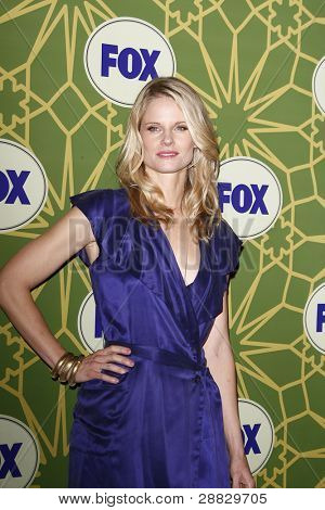 LOS ANGELES - JAN 8:  Joelle Carter at the FOX All Star Winter TCA Party at Castle Green on January 8, 2012 in Pasadena, California.