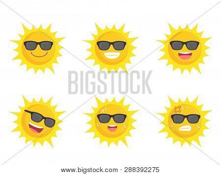 Sun Summer Concept