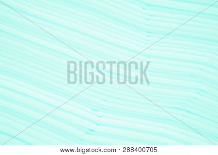 Beautiful Of Line Gradient Blue Pastel Color Abstract Background Of Paper Texture. Contemporary Art.