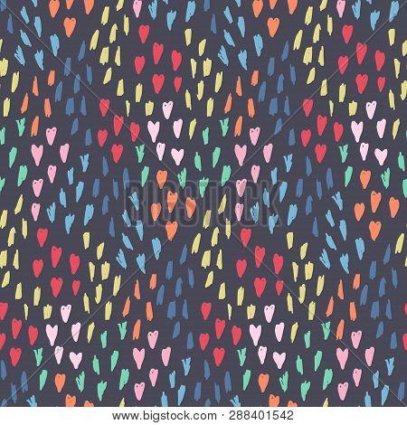Cute Seamless Pattern Vector Photo Free Trial Bigstock