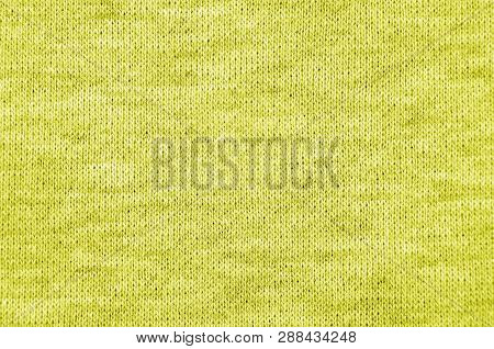 Close-up of jersey fabric textured cloth background poster