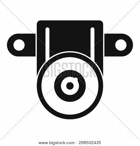 Action Small Camera Icon. Simple Illustration Of Action Small Camera Icon For Web Design Isolated On