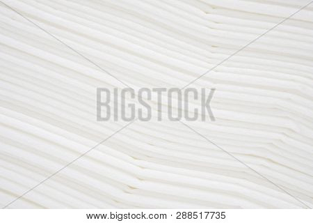 Beautiful Of Line White Color Abstract Background Of Paper Texture. Contemporary Art. - Image.