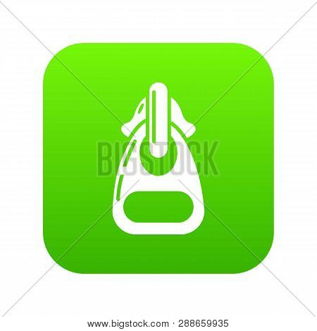 Snake Clasp Icon. Simple Illustration Of Snake Clasp Vector Icon For Web
