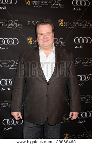 LOS ANGELES - JAN 14:  Eric Stonestreet arrives at  the BAFTA Award Season Tea Party 2012 at Four Seaons Hotel on January 14, 2012 in Beverly Hills, CA
