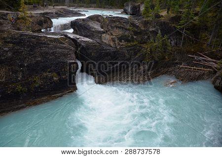 Bragg Creek Falls 1