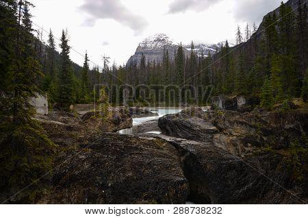 Bragg Creek Falls Landscape