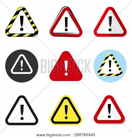 danger sign warning vector photo free trial bigstock danger sign warning vector photo