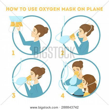 Mask Photo free Bigstock Vector How amp; Oxygen Use Trial
