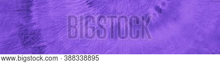 Tie Dye Pattern. Lilac Ink Painted Spiral. Abstract Colored Poster. Brush Painting. Gradient Tie Dye
