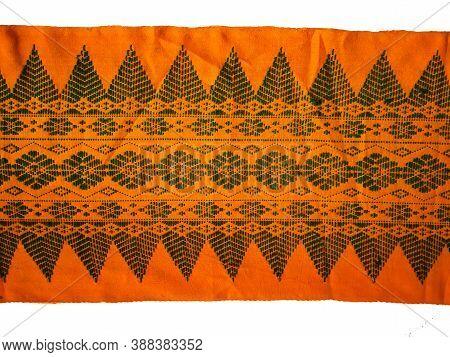 Aronai ( Arnai ). Aronai Is The Bodo Traditional Muffler Worn By Both Men And Women.it Is Similar To