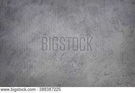 Old Wall Texture Cement Dark Black Grey Background. Stone Wall. Vintage Or Grungy Of Concrete Textur