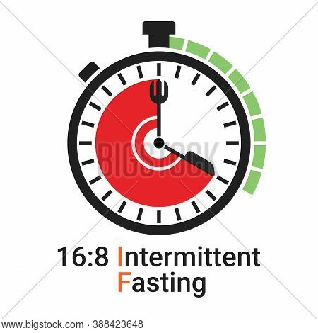 16/8 Intermittent Fasting (if) Is A Form Of Time Restricted Fasting Eating. Daily Eating And Fasting