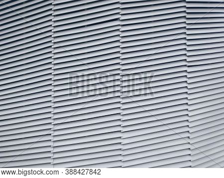 The Texture Of The Metal Bars Of The Inclined Plates Background Background
