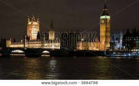 Westminster By Night