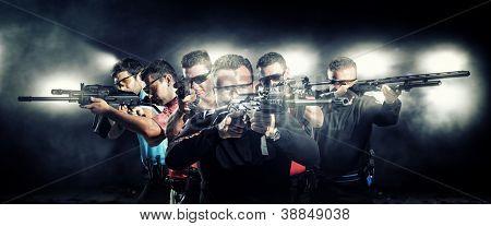 special  tactics team