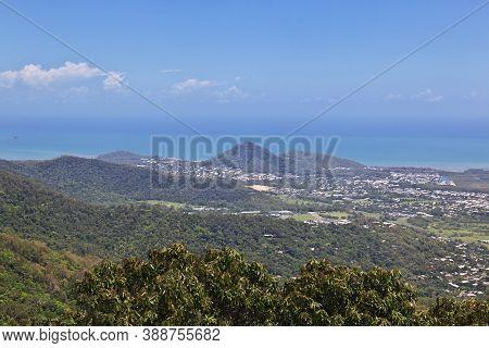 View Of The Valley Of Kuranda, Cairns, Australia