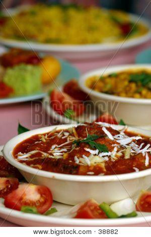 Vegetarian Balti