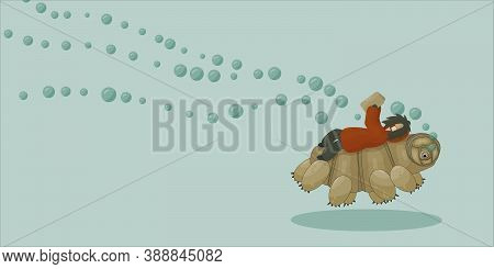 Cartoon Vector Smart Human In Winter Or Autumn Coat Is Lying On Their Back And Reading A Book On Tar