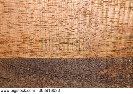 Varnished Wood Texture. Old Wooden Surface