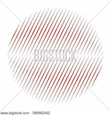 Diagonal Sharp Lines Abstract Background. Seamless Surface Pattern Design With Linear Ornament. Stri