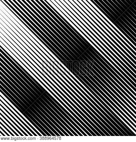 Lines Print. Striped Background. Linear Pattern. Abstract Ornament. Diagonal Stripes Motif. Strokes