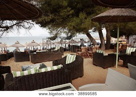 Bar On Banana Beach, Skiathos