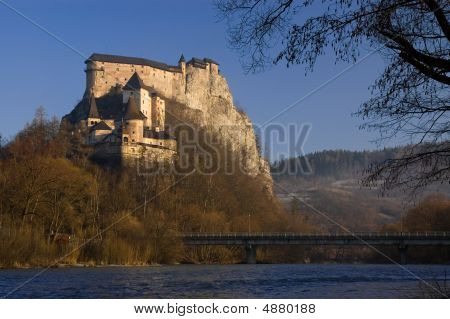 Orava Castle Morning