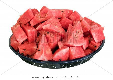Watermelon Slices.