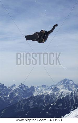 Snowboard Trickster