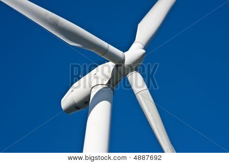 Huge Windmill