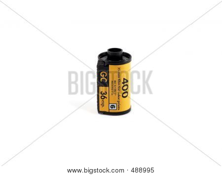 Clean Isolated Film Canister