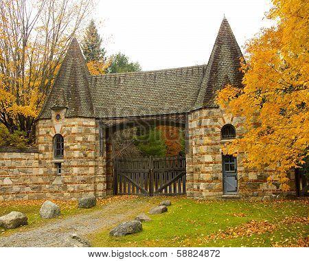 Acadia Gatehouse
