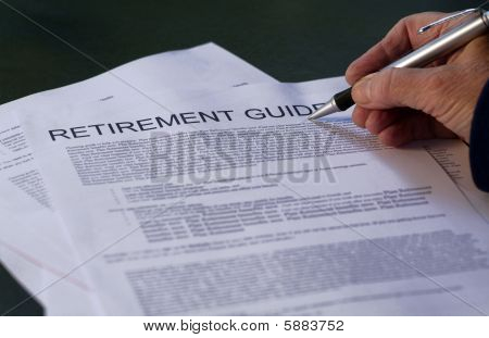 Retirement Guidance
