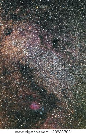 Saggitarius Star Cloud