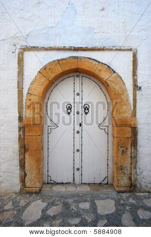 Tunis Medina Door