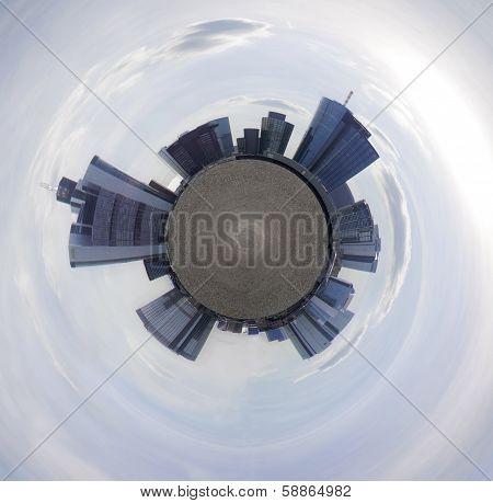 Frankfurt Planet