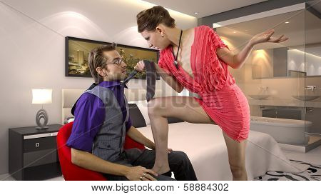 Bossy Seduction