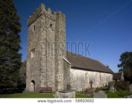 St. Mary Magdelene's Church, St Clears