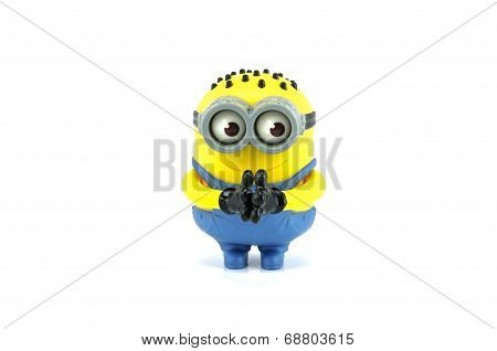 Minion Tom Googly Eyes Grabber