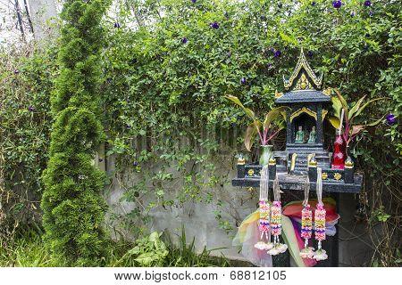 Asian Spirit House