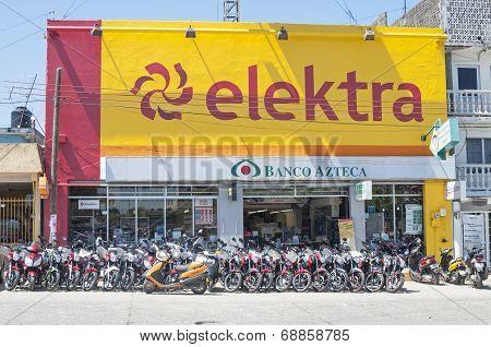 Elektra Electronics Store