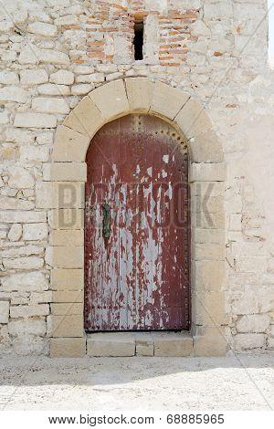 Red Door Arch
